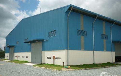 Cần bán 500m2 kho xưởng Đường số 2, KCN Tân Tạo, SHR