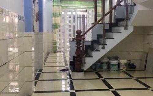 Bán nhà 1 tấm đúc thật, dt:4x16m hẻm thông Lê Đình Cẩn 3,1 tỷ