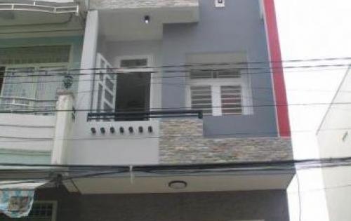 nhà hem 4m ngay đường D5 lê đức thọ gò vấp DTSD 75m2 2 lầu 3pn 1ty580tr