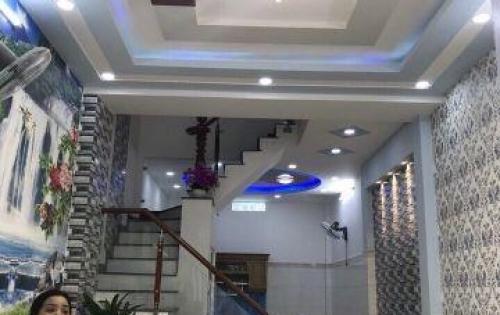 Bán nhà HXH đường Nguyễn Văn Khối, p11, Gò Vấp. dt 52m2 giá 4,9 tỷ