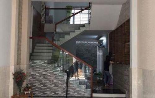 Chuyển nhà bán gấp nhà HXT Lê Đức Thọ, Q.GV, DT 4,2m x 18,8m, giá 6 tỷ (TL)