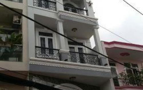 Cần tiền bán gấp nhà Gò Vấp, mặt tiền đường thông 8m, sổ hồng riêng