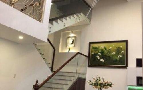 Bán Biệt Thự MiNi đẹp lộng lẫy đường Lam Sơn , P2 ,Tân Bình *dt 7m x 11m,  dt sàn 192m2*1 trệt , 3 lầu ,giá 8,3 tỷ