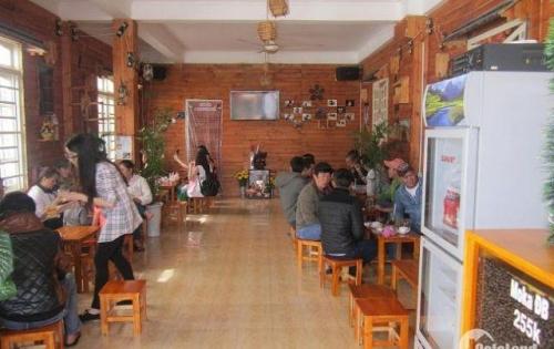 Cần sang lại quán cà phê mặt tiền quận Tân Bình