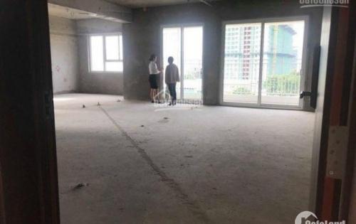 Bán gấp căn hộ The Botanica giao thô, 57m2, 2.4 tỷ, thiết kế 2 PN, Phổ Quang, Tân Bình