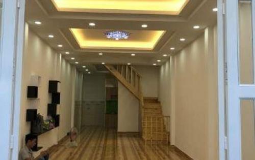 Nhà bán CMT8 Tân Bình, oto tránh, 4 lầu, lô góc chỉ 6.5 tỷ.