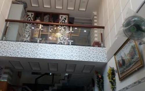 Chính chủ cần BÁN nhà HXH THÔNG Âu Cơ Tân Bình, 4 tầng 5pn MỚI TINH, 65m2 chỉ 7 tỷ(TL)