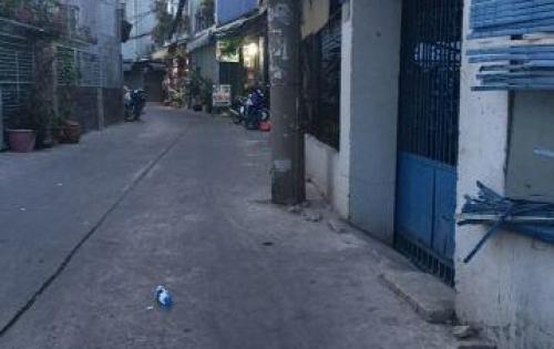 Cần tiền Bán rẻ nhà cấp 4 gần mặt tiền đường Trần Thái Tông,p15