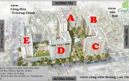 Siêu Dự Án Căn Hộ Cao Cấp Cộng Hòa Garden Sân Bay Tân Sơn Nhất - Vị Trí Vàng Tân Bình.