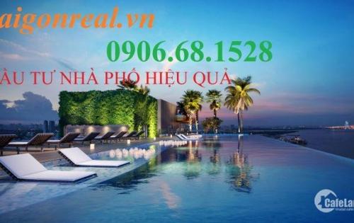 KS Mặt tiền Nguyễn Thái Bình, Tân Bình, DT: 12X20M, GIÁ 39 TỶ