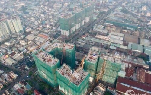Chính chủ  bán căn 1+1 PN Richstar-Novaland, 53 m2, Mặt tiền hòa Bình, giá:1.530 tỷ, LH 0933387383