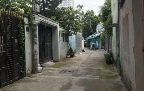 Chủ cần tiền gấp bán rẻ hẻm thông 6m Vườn Lài, 1 lầu đúc thật kiên cố, 4.5mx17m, NH 6m, Q. Tân Phú