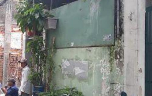 Nhà hẻn Đường Nguyễn Hữu Tiến diện tích 4 x 12 nhà cấp 4 giá 3,1 tỷ