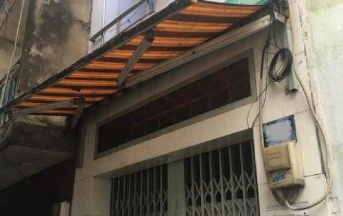 Nhà hẻm Đường Huỳnh Văn Chính diện tích 3 x 9 nhà 1 lầu giá 2,5 tỷ