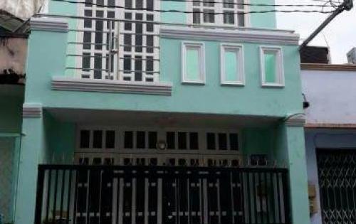 Bán gấp nhà 1tret 1lau đường Tây Thạnh, Quận Tân Phú, chính chủ, SHR