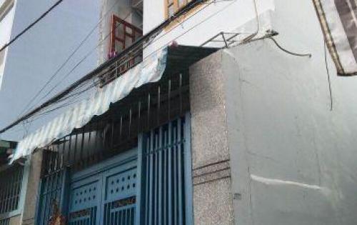 Bán nhà 4.2x16 đúc 2 lầu 1 sân thượng đường Phú Thọ Hòa giá mềm 5.05 tỷ