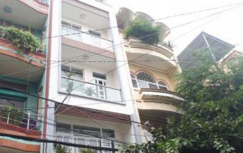 Bán nhà hẻm VIP 12m nhà 3 lầu 1 sân thượng đường Lê Ngã giá 6.5 tỷ