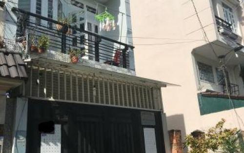 Chính chủ cần bán nhà hẻm 4m, hẻm 94 Phú Thọ Hoà, 4mx16m, 1 lầu đúc, Q. Tân Phú