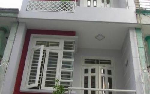 Bán nhà mặt tiền số 4 Đường D9, Q.Tân Phú, 6x25m, đúc 2 lầu