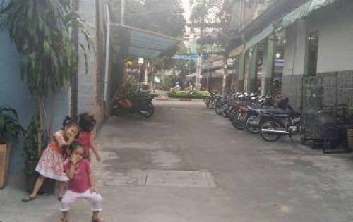 Nhà hẻm 6m 4x17 đường Nguyễn Cửu Đàm đúc 3 lầu giá 6.3 tỷ.