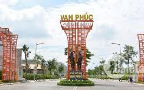 Bán gấp shophouse, nhà phố khu đô thị Vạn Phúc, vị trí vàng trong dự án giá thấp hơn thị trường
