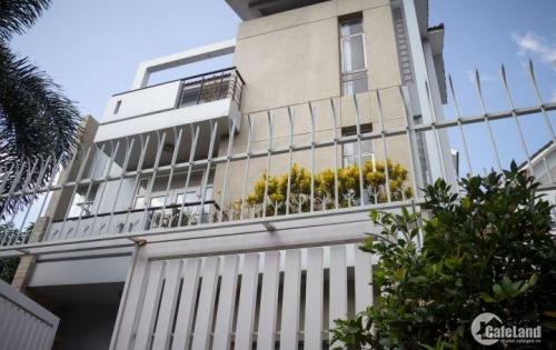 BÁN nhà Villa thiết kế đẹp, 247m2 sàn, đường 2 P.Trường Thọ, Q.Thủ Đức