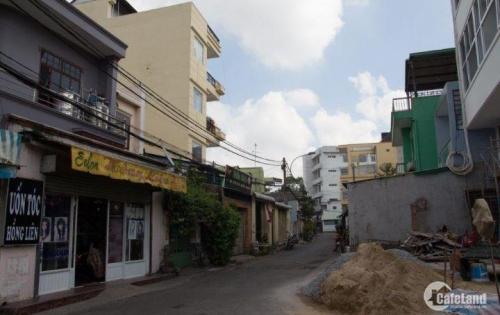 Cần vốn KD cần bán toà nhà đang cho thuê 1 trệt 3 lầu, gồm 16 phòng cho thuê