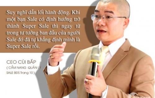 CEO Cùi Bắp: Khi định hướng thành Super Sale thì bản thân đã tự khẳng định điều đó