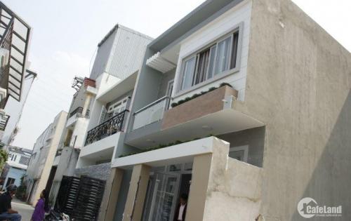 Nhà xây sẵn Linh Xuân, 1 trệt 2 lầu, 1.45 tỷ trọn gói