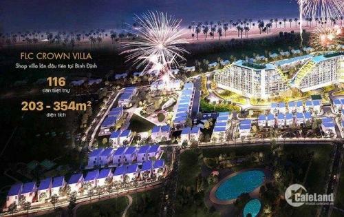 FLC Crown Villa, còn 2 suất nội bộ giá gốc từ chủ đầu tư 3,5 tỷ bao gồm VAT
