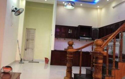 Bán căn nhà 4 tầng cho anh chị đang tìm nhà ở Sơn Trà, mặt tiền đường Lý Đạo Thành, giá phải chăng