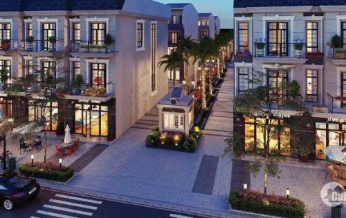 Nhượng 10 suất nội bộ Shophouse dự án Homeland Center Park giá tốt hơn thị trường