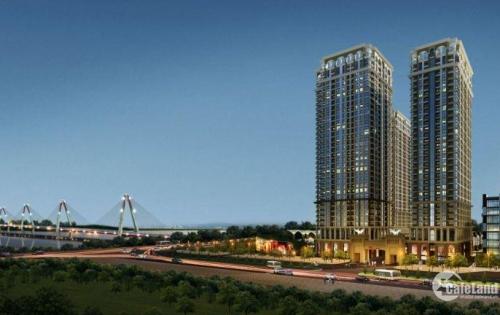 Mở bán đợt cuối căn hộ cao cấp tại Tây Hồ, chỉ 2.35 tỷ/ 2N / 72 m2. full nội thất