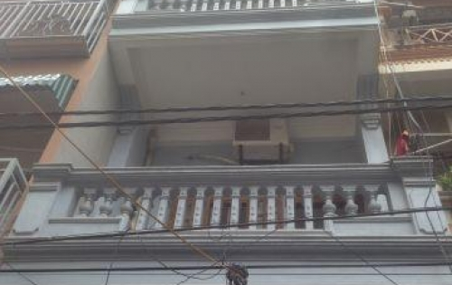 Nhà cách đường 20 bước chỉ 3tỷ 43m2 4 tầng ở ngay Triều Khúc,Thanh Xuân