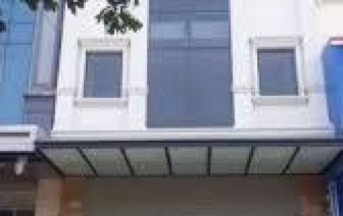 Bán tòa nhà 8 tầng mặt đường Nguyễn Xiển, Thanh Xuân, Diện tích sổ đỏ 131m2,