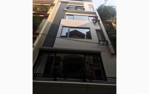 Bán nhà phố phân lô cao cấp Quan Nhân, Thanh Xuân, 65m2, 6 tầng, thang máy, MT 5.4m, giá 13 tỷ