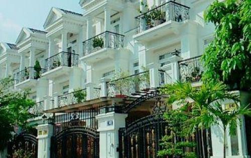 Nhà phố liên kế tại Khu Đô Thị Bậc Nhất hiện nay tại trung tâm tp Thủ Dầu Một