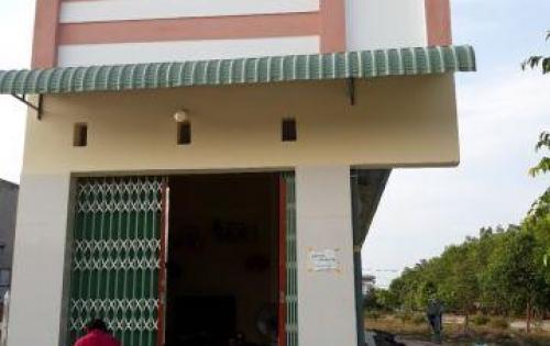 nhà mới xây giá 950tr, 1tret 1 lầu trên đường bình hòa