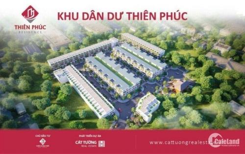 Sở hữu ngay đất tại khu dân cư Thiên Phúc- Thuận An- Bìn