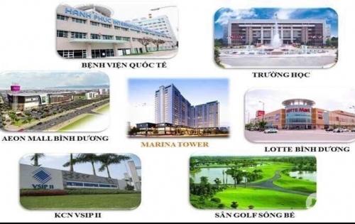 Chính thức mở bán đất nền khu dân cư trung tâm thị xã Thuận An, Bình Dương