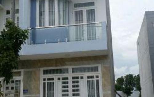 Bán căn nhà 2 lầu ngay trung tâm thị xã Thuận An, Bình Dương, DT 100m2, sổ hồng, thổ cư 100%