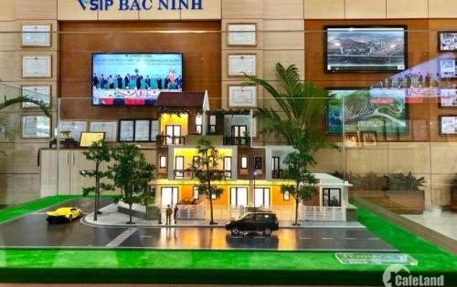 Cần bán nhanh lô liền kề 75m2 dự án Belhomes Bắc Ninh giá thấp. LH: 0911516828