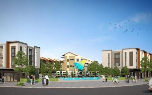 Còn duy nhất 1 suất ngoại giao Shophouse dự án Belhomes Vsip