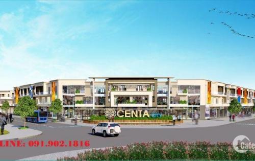 mở bán CENTA SHOPHOUSE VSIP Từ Sơn Bắc Ninh