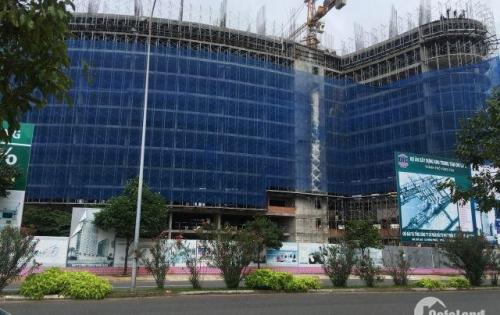 Bán căn hộ biển Chí Linh Tp. Vũng Tàu, mặt tiền 62m, diện tích 50m2, giá 900tr. LH -0937826227 Anh Đức