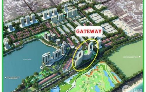 Mở bán chính thức căn hộ ven biển Gateway, giữ chỗ chỉ với 10tr/căn