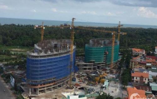 Chỉ với 50 triệu Ký Hợp đồng sở hữu căn hộ cao cấp View Biển trung tâm TP. Vũng Tàu