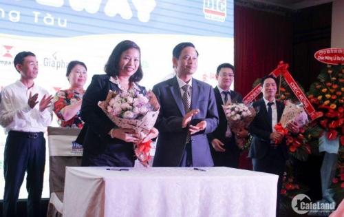 Mở bán đợt đầu căn hộ cao cấp view biển tại thành phố du lịch Vũng Tàu, chiết khấu lên đến 7%, mặt tiền đường 3/2, LH: 0908172686