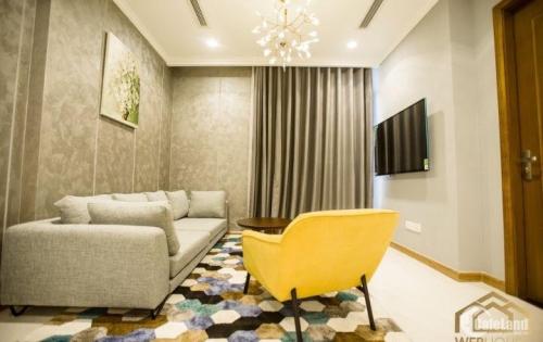 Giá TỐT! căn hộ Vinhomes- 1PN full nội thất- 17tr/tháng- tầng cao mới 100%  LH 0909800965