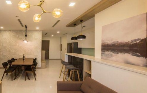 Giá 27.5 triệu- 3PN full nội thất- view nội khu hồ bơi- tầng cao- tòa Central 3 LH:0909800965